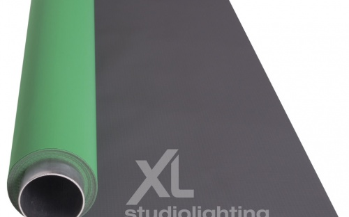 Double Sided Grey/Chromakey Green Background DUO
